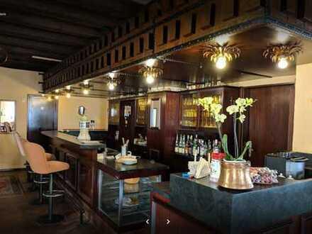 Cafe, Gaststätte, Bar oder auch als Privathaus