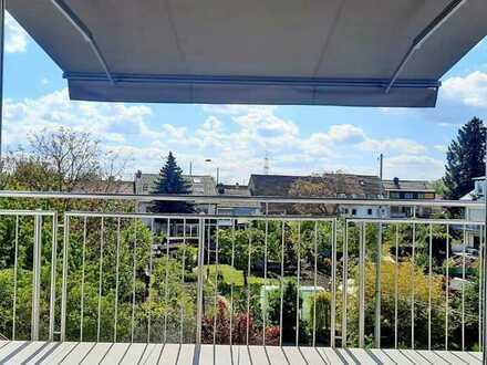 6137 - Exklusive, zukunftsorientierte Neubauwohnung mit Balkon, TG-Stellplatz und Gartennutzung!