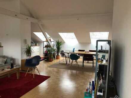 Maisonette-Wohnung in Poppelsdorf