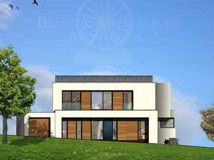 Weisse Moderne....Haus mit Galerie..........Dortmunder Süden