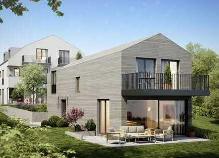 Provisionsfrei: Neubau, ruhig gelegenes 4-Zimmer-Einfamilienhaus mit Bergblick in Ebersberg (S4)
