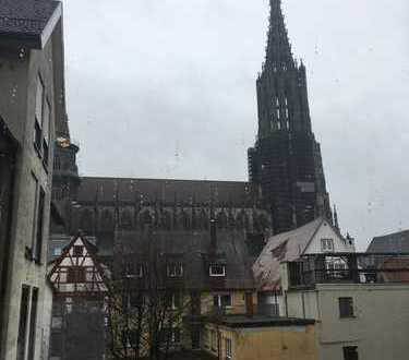 Wohnen mit dem Ulmer Münster als Nachbar