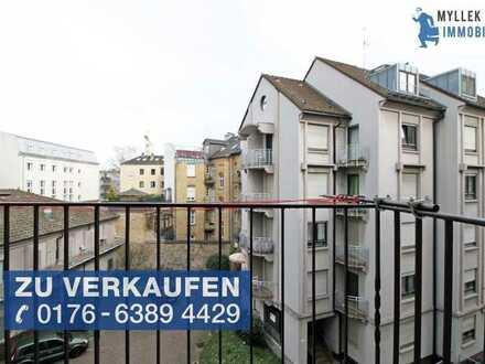MANNHEIM-QUADRATE * WG-taugliche Citywohnung mit 2-Balkonen