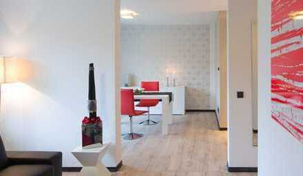 Sehr schöne 80qm 2 Zimmer-Wohnung mit mit Loggia im Salinenparc Bad Westernkotten