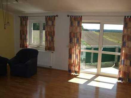 Top ausgestattete Wohnung mit Garage und Blick ins Grüne