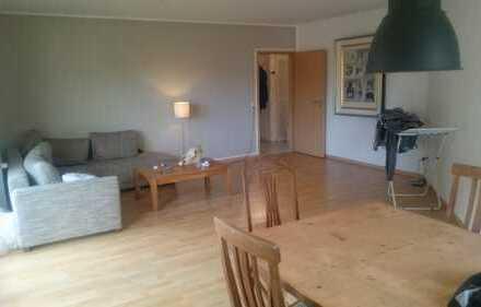 Attraktive 3-Zimmer-Wohnung mit Balkon und EBK in Wardenburg