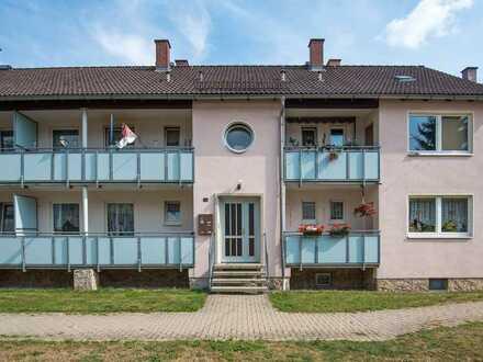 """""""schöne gemütliche 2 Zimmer-Wohnung mit Balkon"""""""