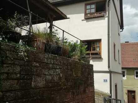 Einfamilienhaus mit zwei Zimmern in Rothenfels, Rothenfels