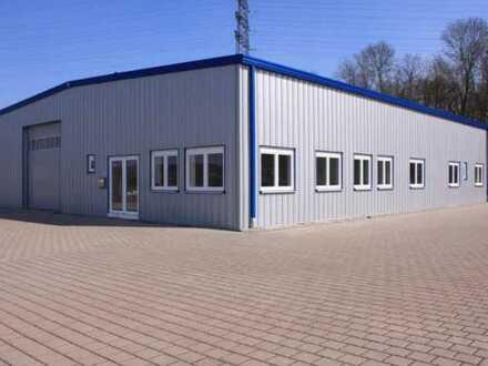 Verkaufs-/Gewerbehalle, ca. 700 qm u, weiteres Bauland, Gewerbegebiet Ludwigshafen, attraktive Lage