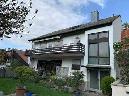 Gepflegte 3-Zimmer-Wohnung mit großem Balkon in Karlsruhe-Wolfartsweier