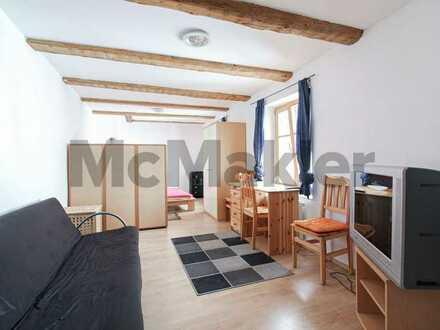 Absolut zentral, beste Anbindung: Voll möbliertes Apartment zw. Marienplatz und Isartor