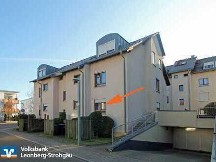 *** Ihre neue Kapitalanlage: 3 Zimmer-Wohnung in Renningen! ***
