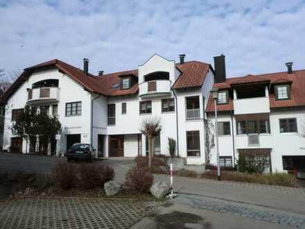 große 3-Zimmer Wohnung mit TG Stellplatz in zentraler Lage 87730 Bad Grönenbach provisionsfrei