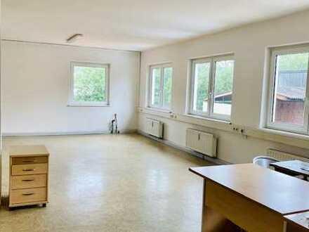 Eine Gelegenheit mit viel Potential! Büro, Praxis, Atelier oder doch Umbau zu Wohnraum.
