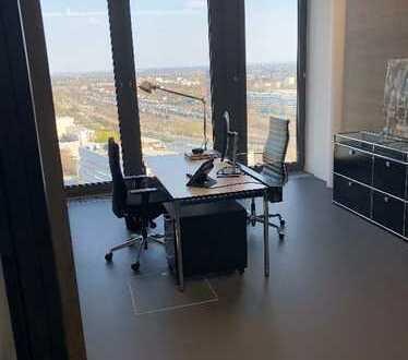 Repräsentative Büroetagen - 15. + 16. + 17. Obergeschoss - Blue Tower - Erstbezug