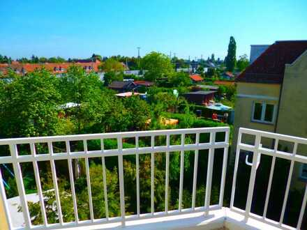 Holländerviertel - Hübsche 5- Zimmer- Wohnung mit Balkon- WBS erforderlich!
