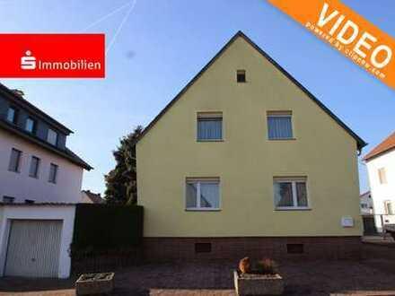 Großzügiges Einfamilienhaus im Herzen von Ostheim -Nidderau