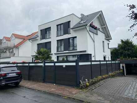 von Privat moderne luxoriöse DHH auch als Mehrgenertionshaus nutzbar in Frankfurt Kalbach/Riedberg
