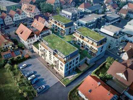 Wohnfreundliche 4-Zimmer-Wohnung mit Terrasse im 1. OG (Whg. 17)