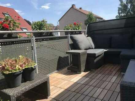 Schöne vier Zimmer Wohnung in Nürnberg-Laufamholz, provisionsfrei