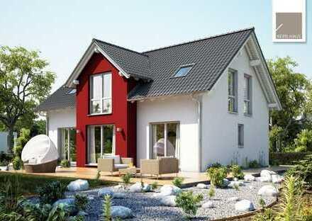 Architektenhaus mit besonderer Ausstrahlung! - Über 1.000m² am Feldrand