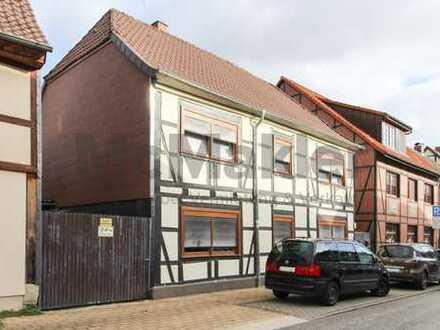 Großes Wohnhaus mit Fachwerkcharme und vielen Extras! Inkl. Pool und Sauna - ELW möglich!