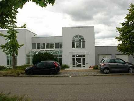 BAD RAPPENAU-OT: REPRÄSENTATIVES GEWERBEANWESEN m. BAB-ANBINDUNG