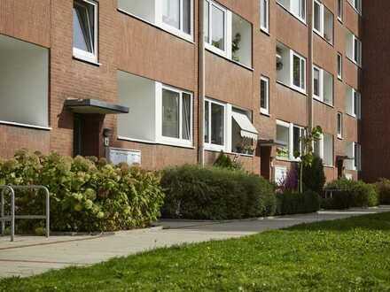 +Attraktive Zwei-Zimmer-Wohnung im Norden von Bremen+