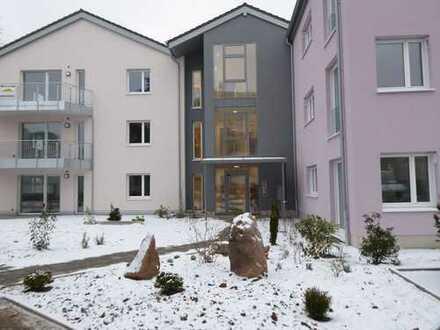 BESTLAGE! Erstbezug 4 ZKB Sonnenterrasse in moderner Wohneiheit, Aufzug, TG und Gartenanlage
