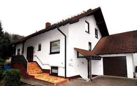 Komfortabel und gepflegt - Einfamilienhaus in Laudenbacher - Ortsteil