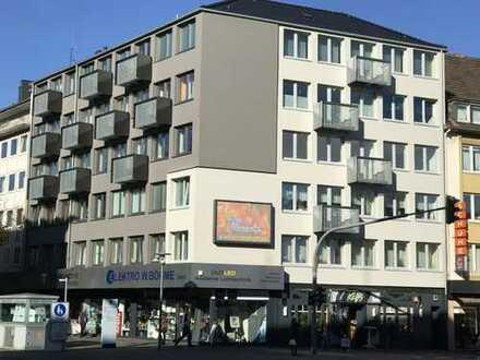 schöne helle Einzimmerwohnung mit Single-EBK in zentraler Lage von Hagen