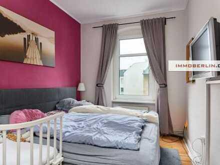 IMMOBERLIN: Einwandfreie Altbauwohnung in wohnlicher Lage nahe der Havel