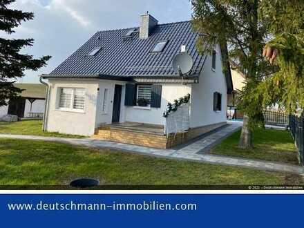 DEUTSCHMANN IMMOBILIEN ***** ivd - Saniertes Einfamilienhaus in ruhigem Ortsteil von Angermünde!