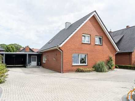 Hochwertiges Einfamilienhaus zentral in Garrel-Falkenberg!