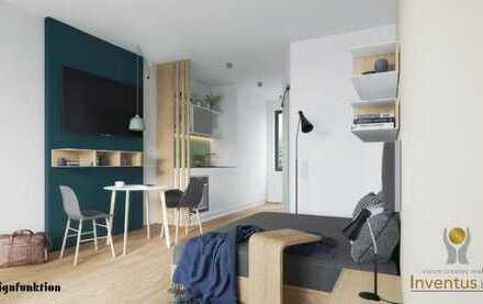Kapitalanlage für die Zukunft - Micro-Living Apartment