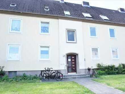 Sofort beziehbar! Gepflegte Wohnung mit 3 Zimmern in ruhiger Lage sucht Sie!