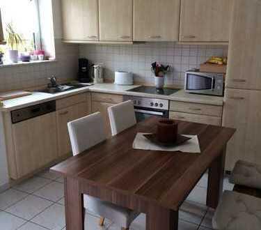 Tolle Wohnung mit Süd-Ost Terasse, Garten und Einbauküche