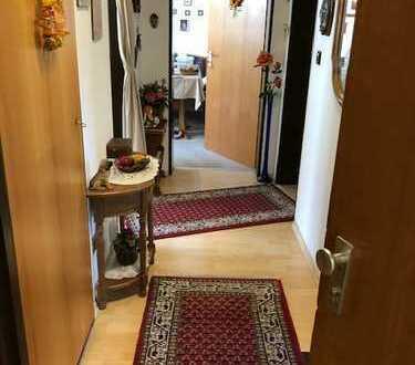 3-Zimmer-EG-Wohnung mit Balkon/Garten Immelmannstraße / Münster