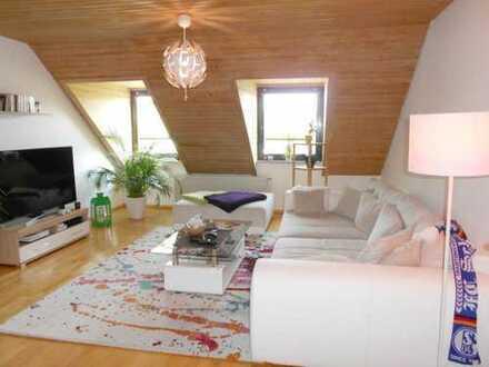 Gemütliche 3,5 - Zimmer - Dachgeschosswohnung in Vohburg