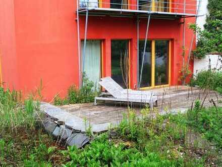 Plusenergiehaus 2,5-Zimmer-Wohnung mit Terasse in Bad Münstereifel-Nöthen