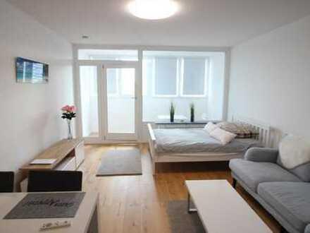 HEGERICH: Erstbezug nach Sanierung! Modernes Apartment am OEZ