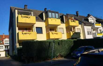 2-Zimmer-EG-Wohnung mit Balkon und Garage in Dortmund Löttringhausen