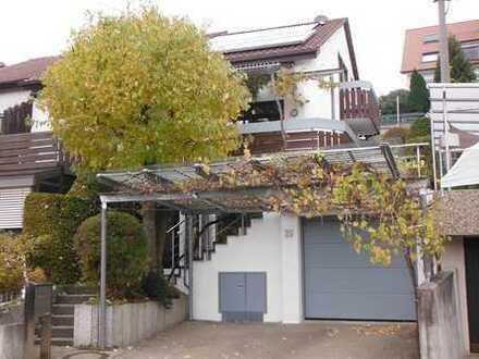 Ein Haus zum Wohlfühlen! Schickes und Top gepflegtes Reiheneckhaus in Winnenden-Höfen