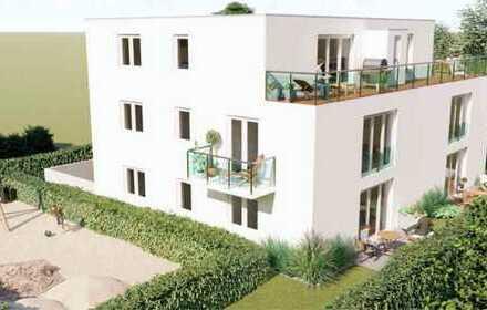 Erstbezug: schöne 3-Zimmer-Wohnung mit EBK und Balkon in Stellingen, Hamburg