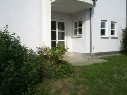 Sonnige Erdgeschoßwohnung mit Garten und Balkon