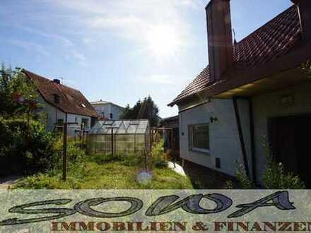 Baugrundstück in Neuburg an der Donau - Zentrumsnahe in ruhiger Lage - Ein Objekt von SOWA Immobi...