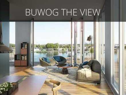 3-Zimmer-Wohnung an der Dahme, großer Wohn-/Essbereich und Blick auf die Dahme!