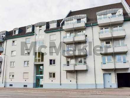 Vermietung oder Eigennutzung: 1-Zi.-Apartment mit Balkon nahe dem Uniklinikum Mannheim