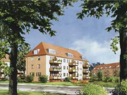 Toll gelegene 2-Zimmer-Wohnung mit großem Balkon und Einbauküche
