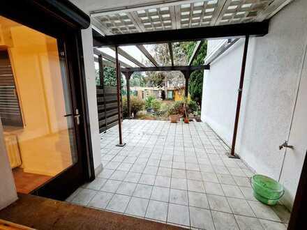 Stilvolle, schöne 4-Zimmer-Wohnung mit Garten in Mainz-Kostheim
